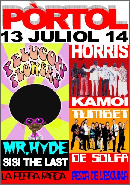 poster verbena 2007