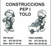 103 construccions pep i tolo