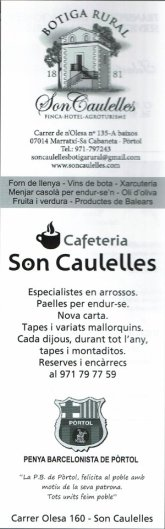 111 son caulelles