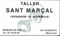 13 taller st marçal)