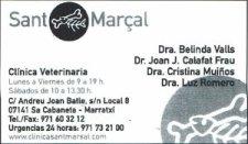 70 veterinari st marçal