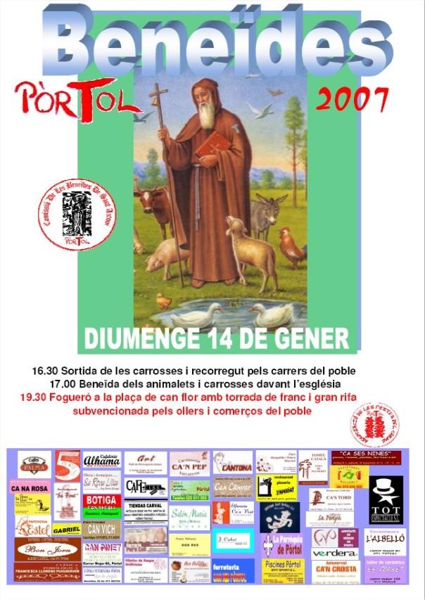 beneides 2007