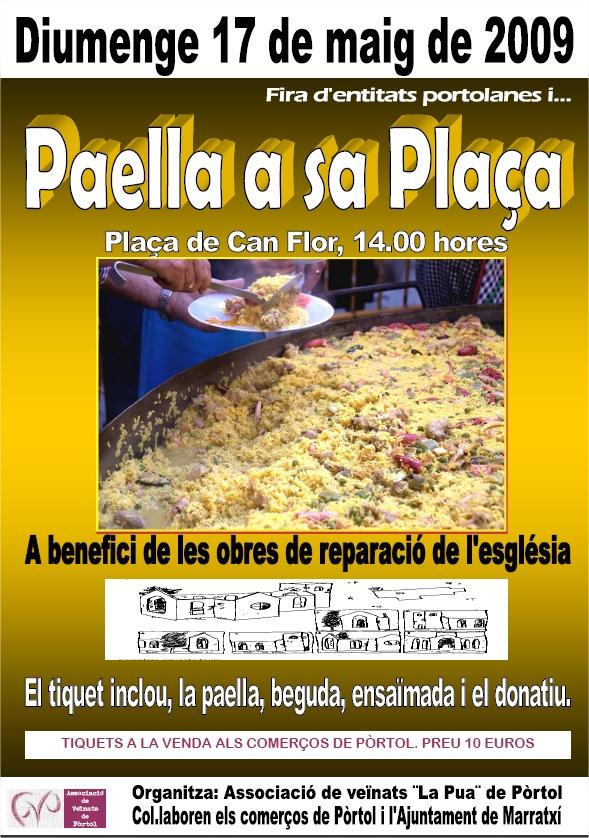 poster-paella