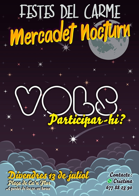 Mercadet Nocturn 2018